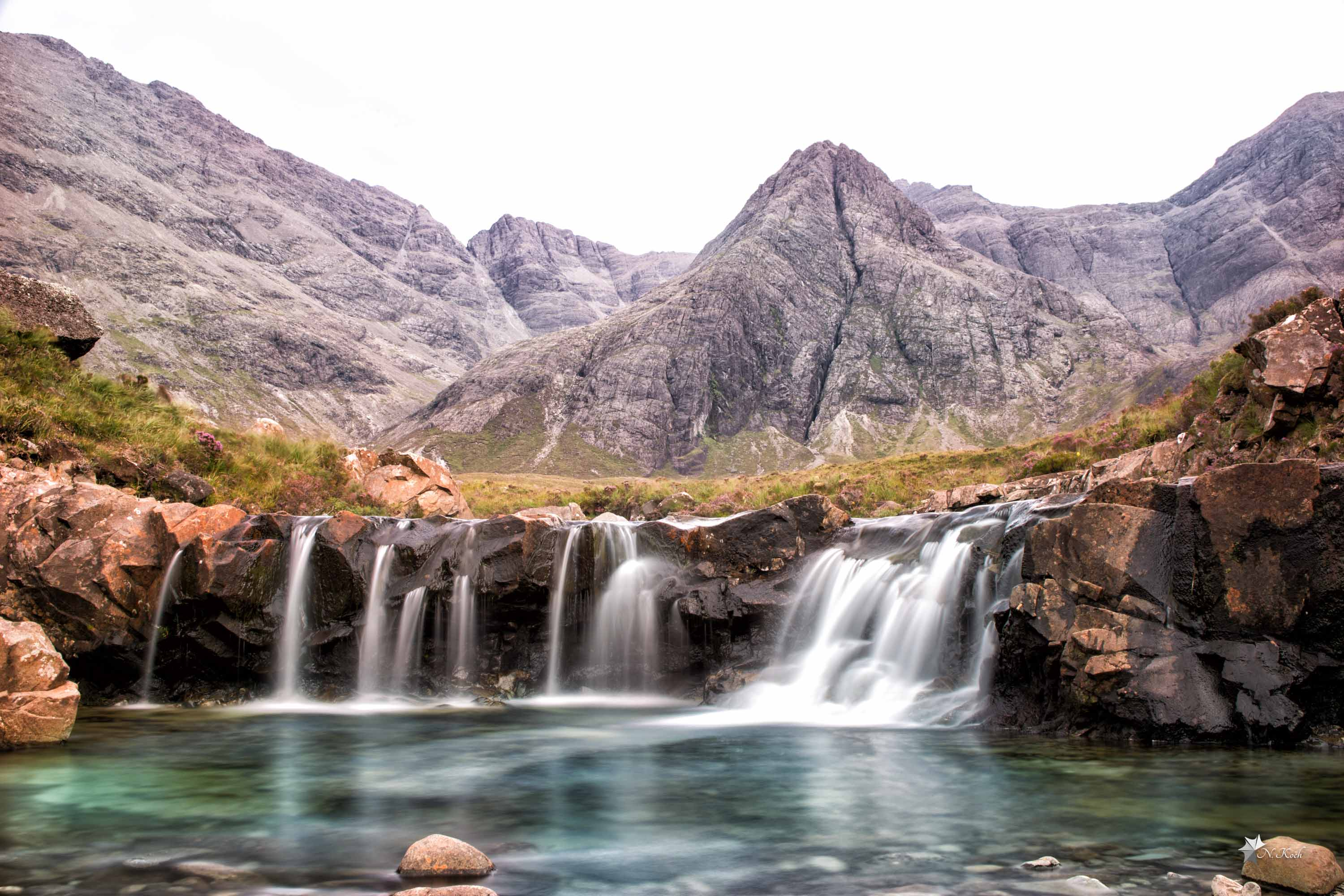 2016, Scotland | Fairy Pools on the Isle of Skye