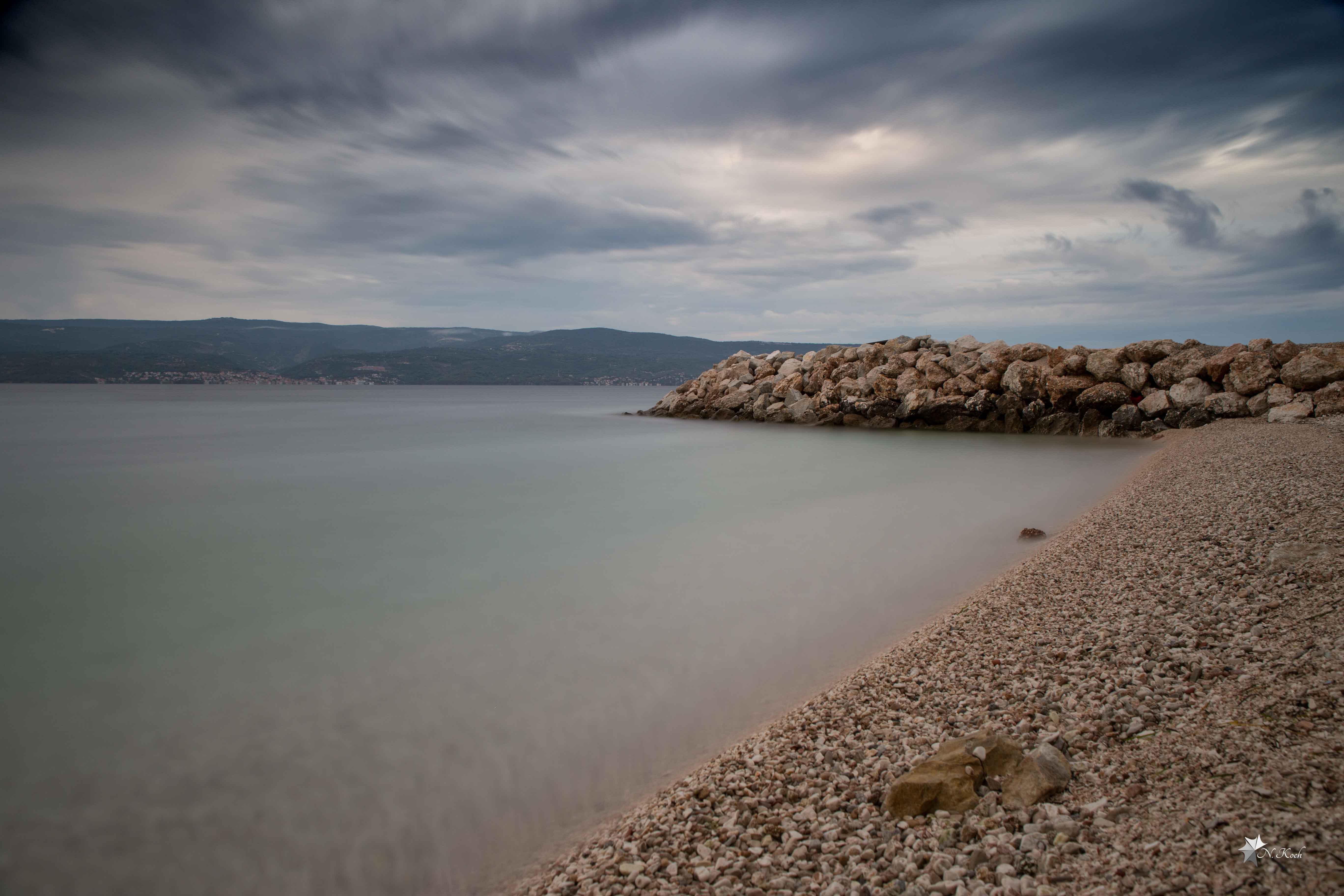 2015, Croatia | A beach near Split